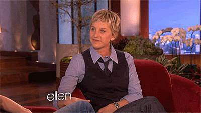 Meanwhile, Ellen has a sweet, hilarious relationship with her wife, Portia.