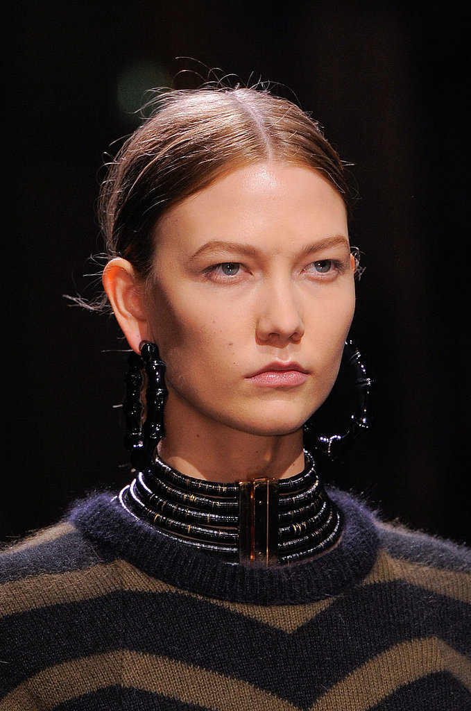 Balmain Ponytails Are About as Fashionable as It Gets