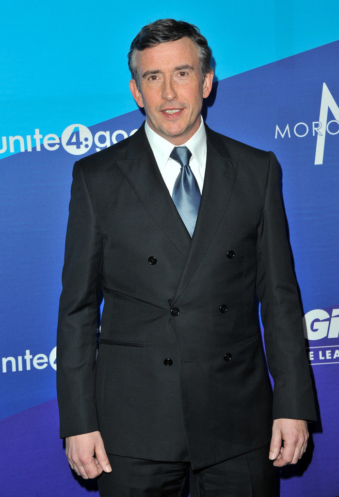 Steve Coogan was on hand to present an award to Philomena Lee.