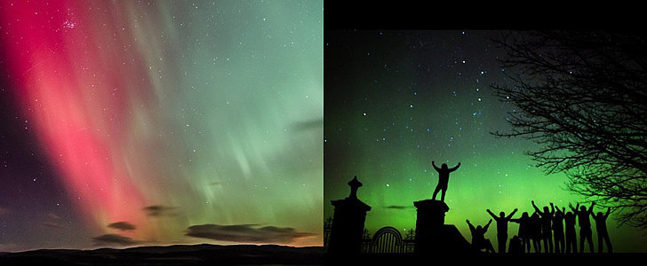 This Week's Crazy-Gorgeous Photos of the Northern Lights