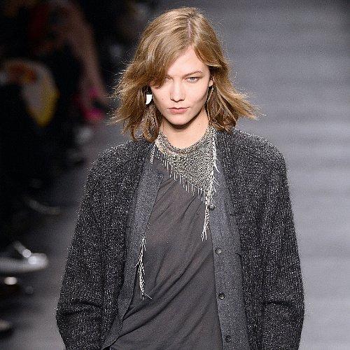 Fall 2014 Paris Fashion Week: Isabel Marant Runway Beauty