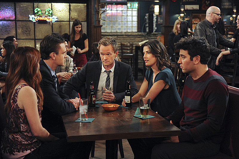 The Series Finale of How I Met Your Mother