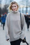 PFW Model Street Style Day Three