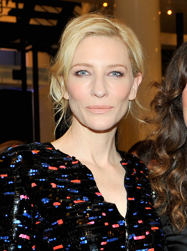 Cate Blanchett's Oscars Weekend Is Just Getting Started