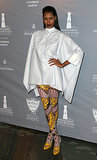 Jessica White at Catherine Martin's Rodeo Drive Walk of Fame Induction