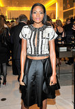 Naomie Harris at the Giorgio Armani Oscars Party