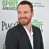 Michael Fassbender At 2014 Independent Spirit Awards