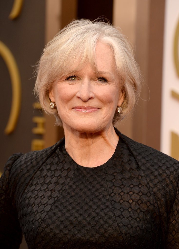 Glenn Close at 2014 Oscars