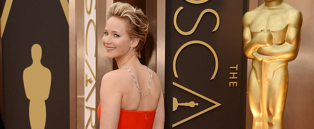 Jennifer Lawrence Fell Again, and the Oscars Haven't Even Started Yet