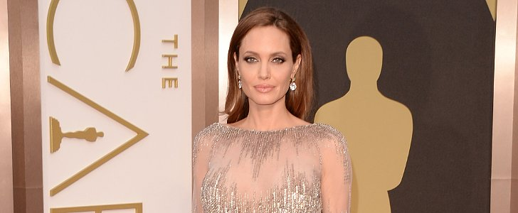 Angelina Is Red Carpet Royalty, Don't You Agree?