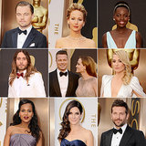 The Stars Come Out For the Oscars Red Carpet!