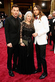 A Family Affair! These Actors Brought Their Moms (or Kids) to the Oscars Tonight