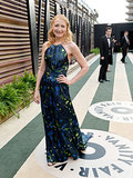 Patricia Clarkson showed up in style for the event.