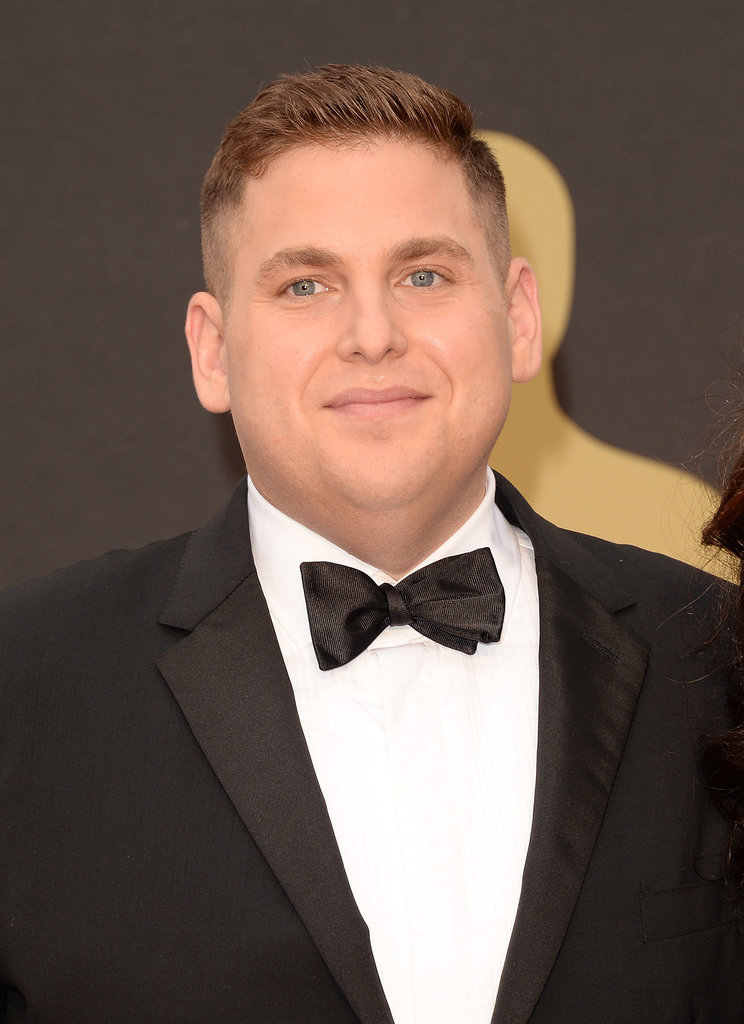 """No, I don't want to see it."" — To Jonah Hill"