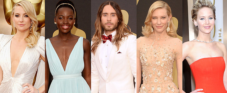 4 Stylish Ladies (and 1 Dapper Man) Made Our Oscars Best Dressed List