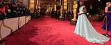 Lupita's Ultimate Red Carpet Dress? That Custom Prada