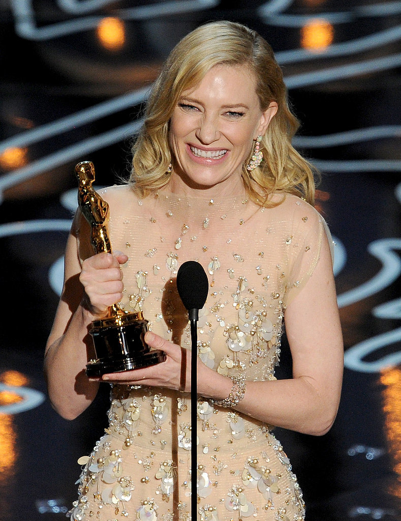 Best Actress: Cate Blanchett