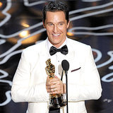 Matthew McConaughey's Oscar Acceptance Speech Video