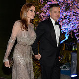 Celebrities at 2014 Governors Ball After Oscars