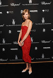 Karlie Kloss at The Weinstein Company's Academy Awards Party