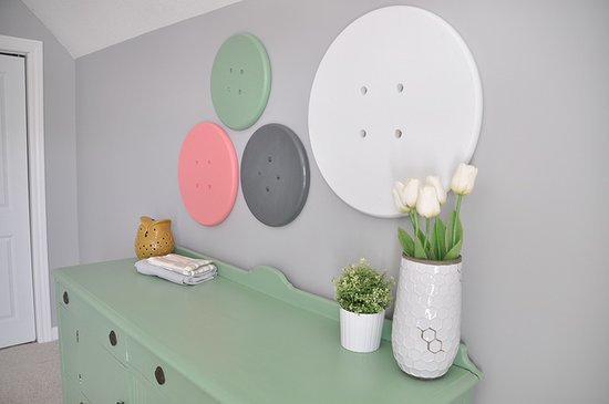 11 DIY Decor Ideas For Baby's Nursery