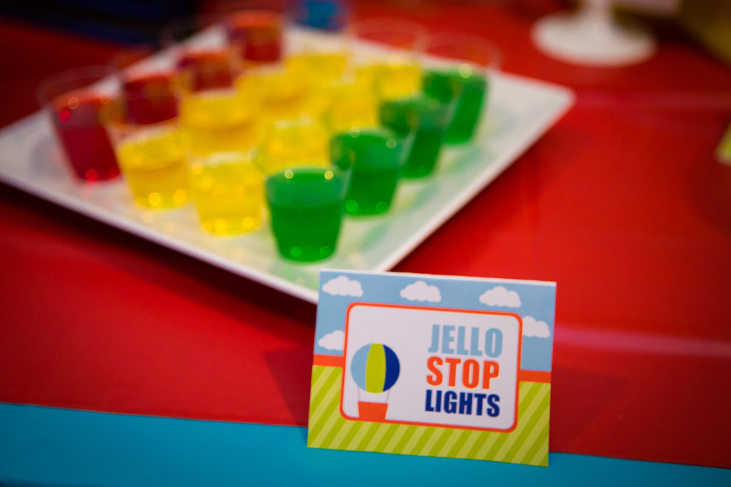 Jell-O Stop Lights
