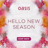 Oasis UK on ShopStyle.com.au