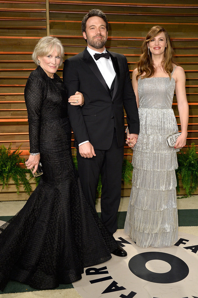 Yep, Ben and Jen Got Tricked by Glenn Close