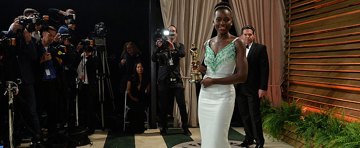 Lupita's Afterparty Look Proves She Loved Her Oscars Dress as Much as We Did