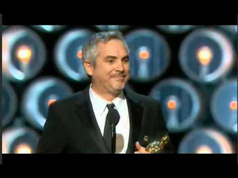 Best Director: Alfonso Cuarón