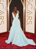 Lupita Nyong'o in Prada at the Oscars