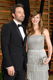 Ben Affleck and Jennifer Garner were all smiles.