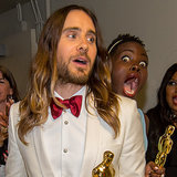 Celebrity Photobombs at the Oscars 2014