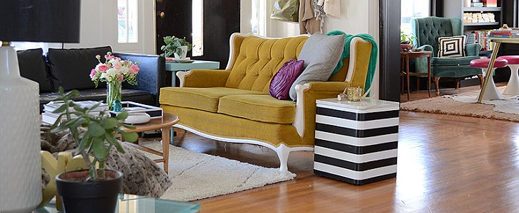 Creative Thrifting Beautifies a Texas Bungalow