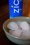 Healthy Ice Cubes With Coconut Water