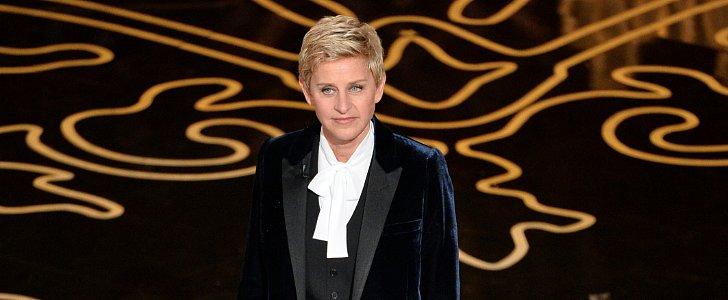 The Secrets Behind Ellen DeGeneres's Textured Pixie
