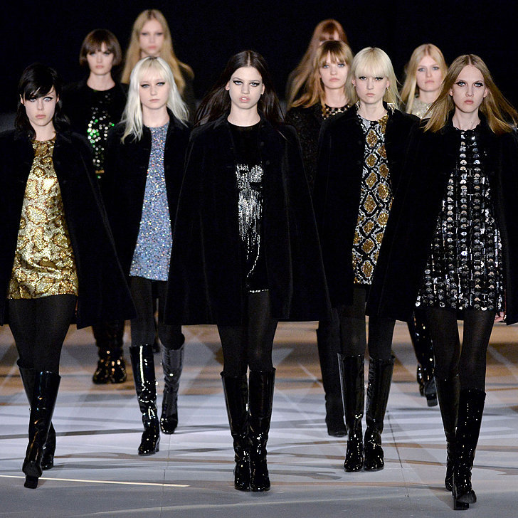 Ready to Rock Out With Saint Laurent For Fall 2014?