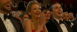 Jennifer Lawrence Brought Boyfriend Nicholas Hoult to the Oscars