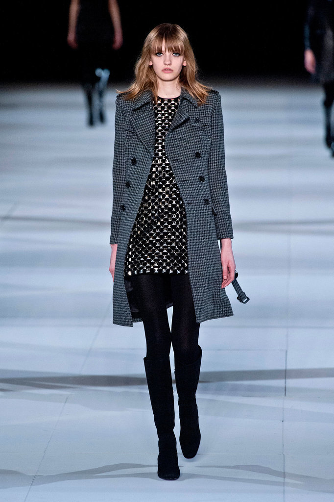 Saint Laurent Autumn/Winter 2014