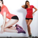 Miranda Kerr Launches Reebok Skyscape Shoe