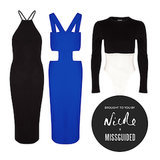 Shop Nicole x Missguided Range in Australia