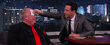 Jimmy Kimmel's Interview With Rob Ford Has to Be Seen to Be Believed