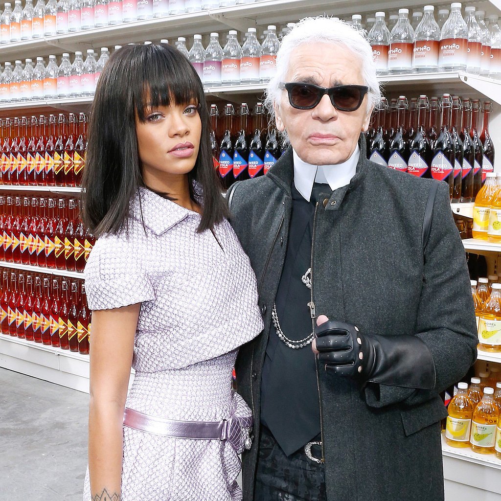 Chanel Knows How to Pack a Front Row