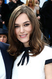 Keira Knightley at Chanel