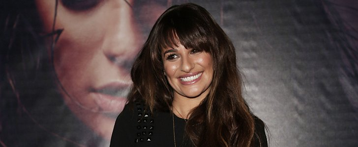 "Lea Michele ""Only Has Happy Memories of Cory"""