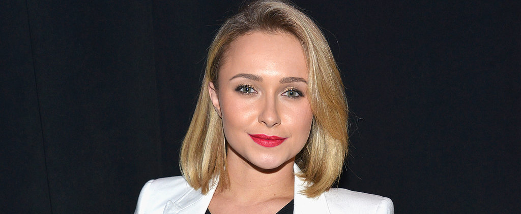 Hayden Panettiere Is Trying On Wedding Dresses!