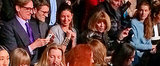 Anna Wintour Sat Second Row at Valentino