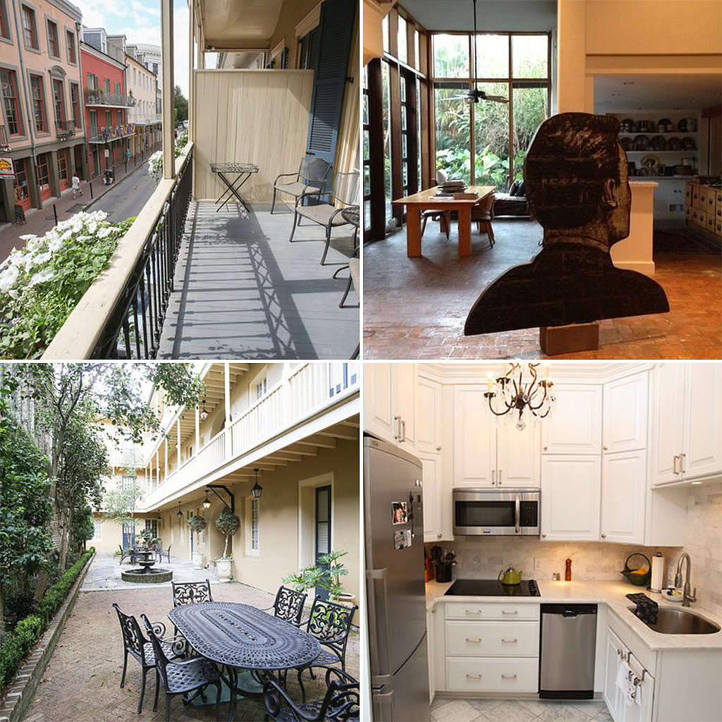 In Honor of Mardi Gras, Four Stylish New Orleans Rentals