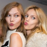 Pictures of Every Beauty Look From 2014 Paris Fashion Week