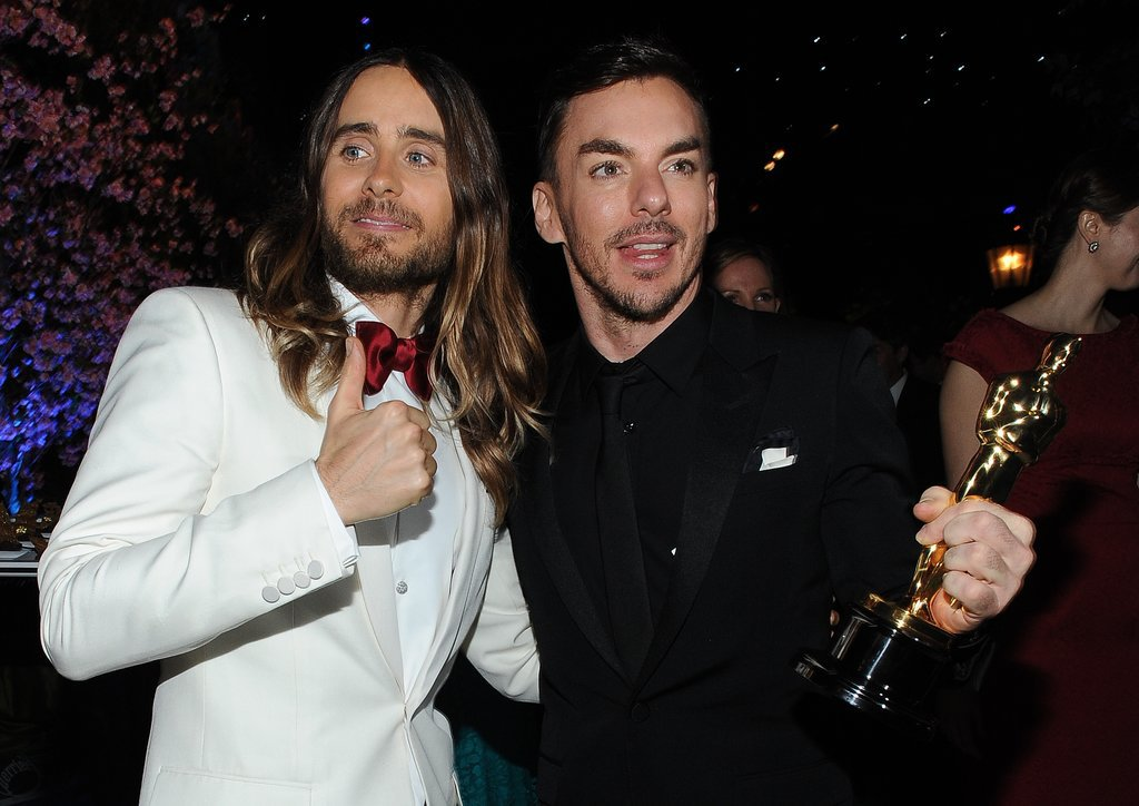 Best Featured Sibling in a Very Supportive Role (Runner-Up): Shannon Leto